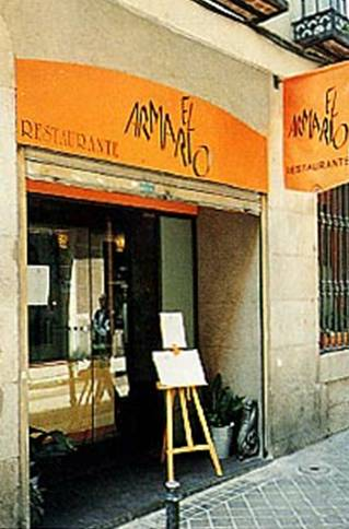 RESTAURANTE GAY MADRID